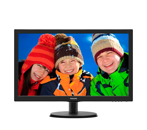 מסך מחשב Philips 223V5LHSB 21.5 אינטש פיליפס