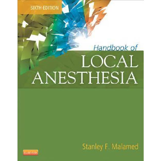 Handbook of Local Anesthesia - Book and DVD Package