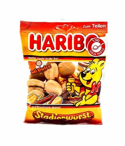 Haribo נקניקיות