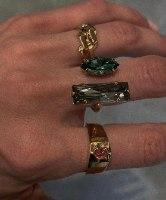 טבעת מונה זהב