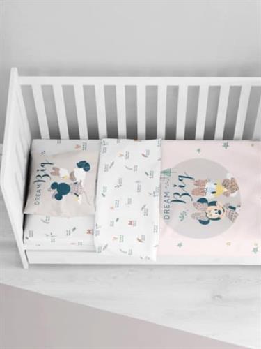 סט מלא מיטת תינוק דגם דריים ביג