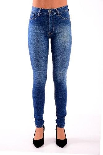 ג'ינס צמוד קדמי