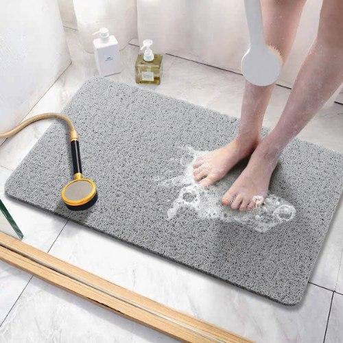 שטיח אמבטיה מיקרופייבר - למניעת החלקה