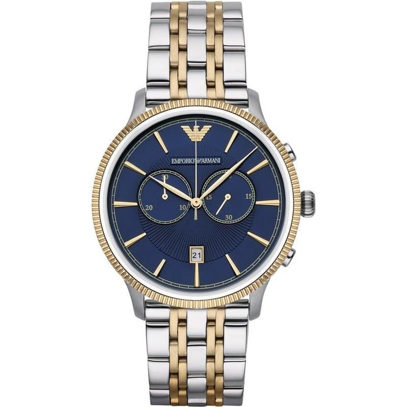 שעון אמפוריו ארמני לגבר Ar1847
