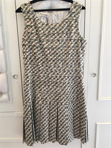 שמלה OSCAR DE LA RENTA