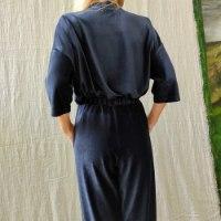 מכנסי PIXIE - קטיפה כחולה