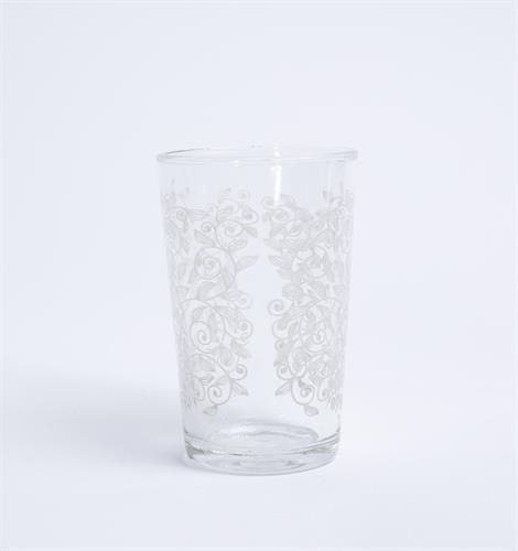 מארז כוסות פרח נמוכות