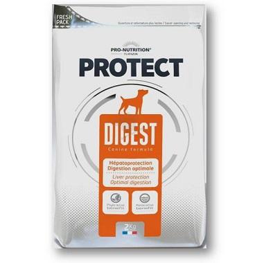 """מזון לכלבים רגישים 12 ק""""ג פלטזור לטיפול במערכת עיכול"""