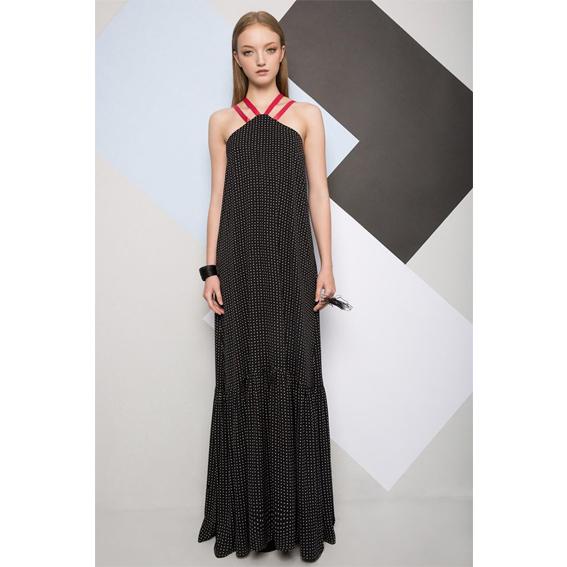 שמלת טינקרבל נקודות