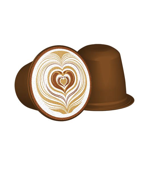 caffeluxe Hot Chocolate שוקו תואם נספרסו