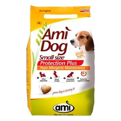 """ami dog לכלב טבעוני 12.5 ק""""ג"""
