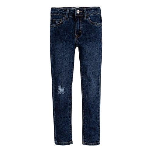 ג׳ינס סקיני 710 LEVIS כחול כהה - 7-16 בנות