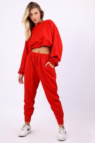 חליפת וונסה  אדום