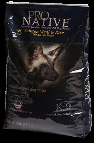 מזון לכלב פרו נייטיב סלמון 15 קג