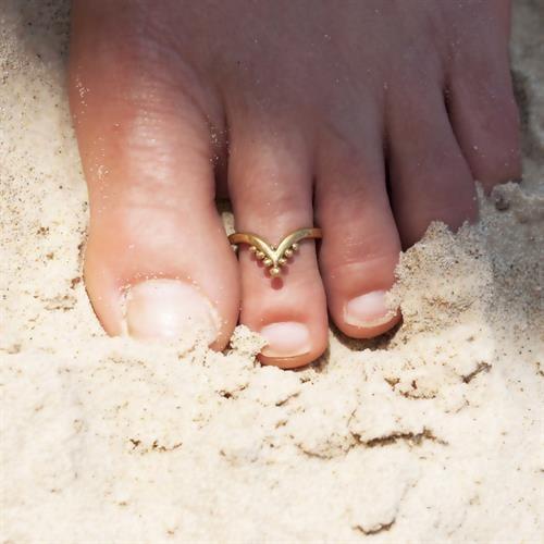 טבעת רגל אורו בראס
