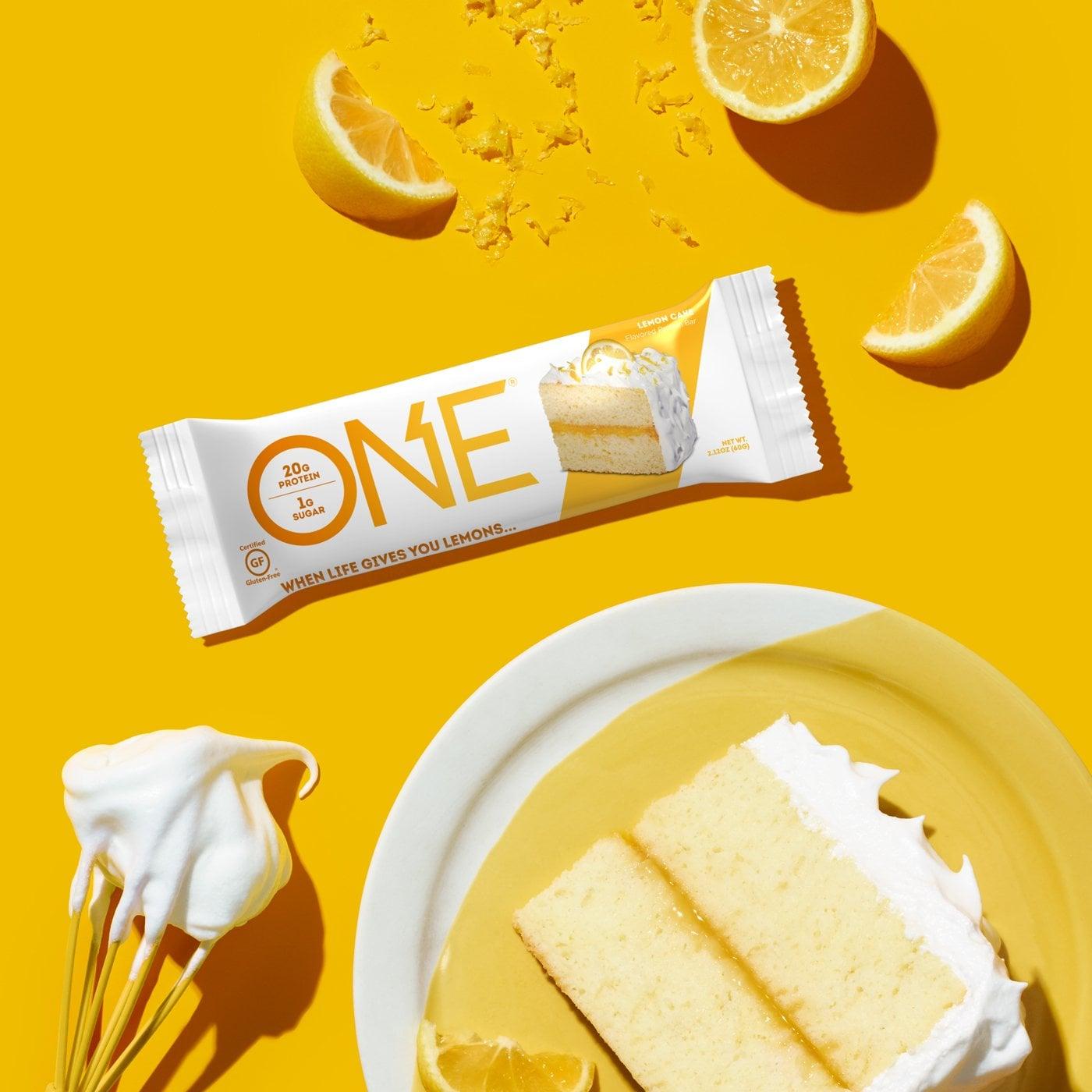 חטיף חלבון או יה וואן -  OH YEAH! ONE BAR |עוגת לימון