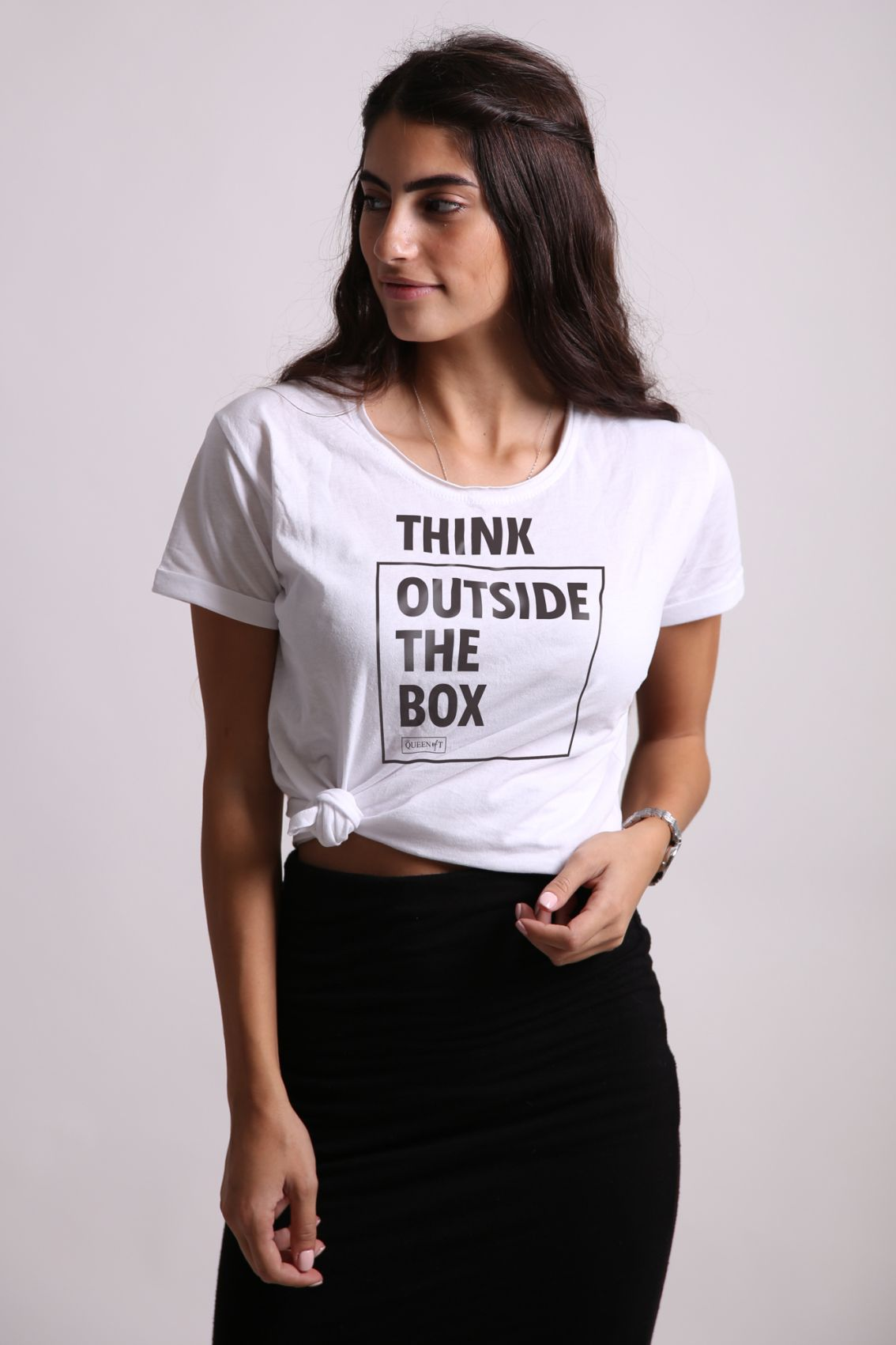 Think Outside The Box - Tshirt