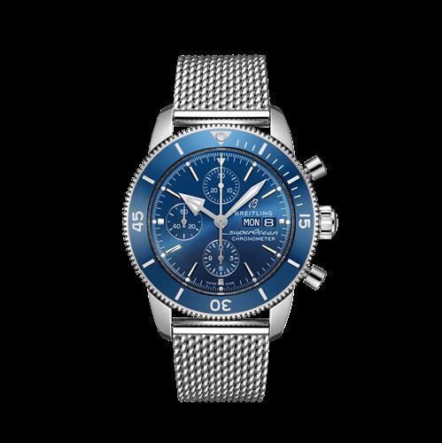שעון Breitling Superocean Heritage Chronograph 44mm