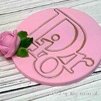 DIOR STAMP - Dior Stamping Mat For Cake Decorating