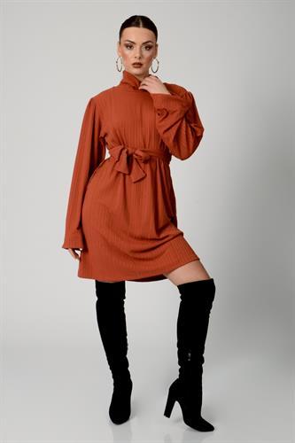 שמלת קלואי בריק