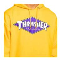 Thrasher Diamond Logo Hood
