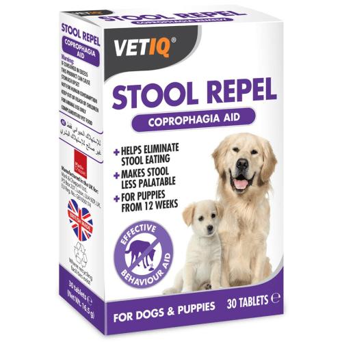 תוסף מזון לכלבים למניעת אכילת צואה