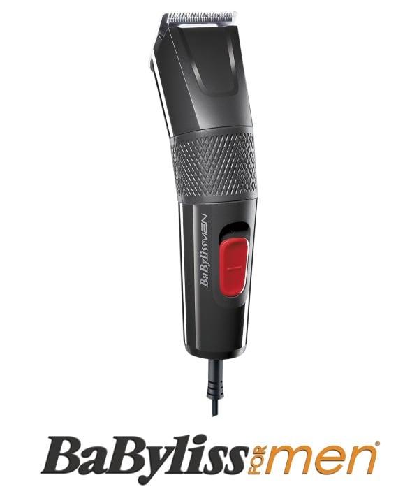 BaByliss מכונת תספורת חשמלית נטענת דגם E755E