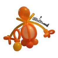 תינוק/ת כאן🍼בלון מעוצב - Baby here ballon shaped