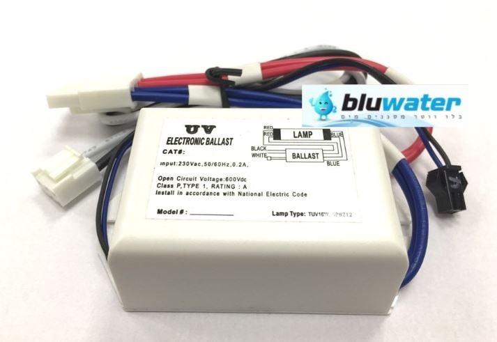 שנאי למנורת UV עבור באלקטרה בר ECP1000