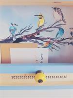 מסגרת כניסה ציפורים גדולה