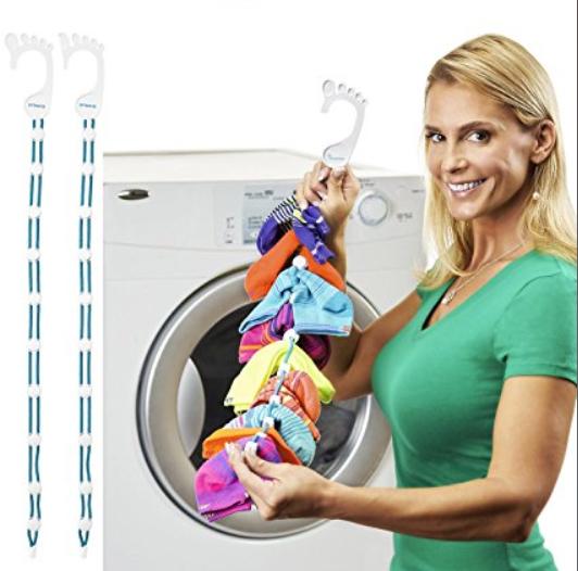 ארגונית גרביים לכביסה
