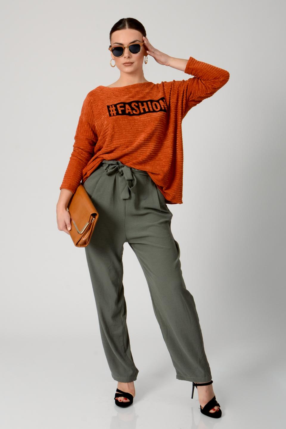 חולצת אוברסייז אלין