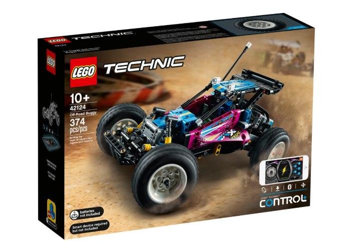 Lego Technic 42124