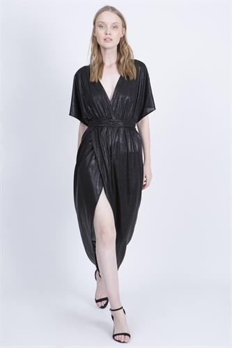 שמלת קתרין שחור