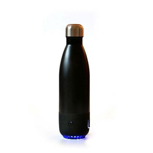 בקבוק שומר חום/קור בשילוב רמקול בלוטוס איכותי