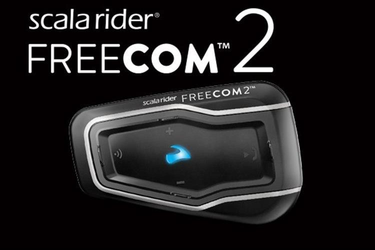 מערכת תקשורת לקסדה Cardo Scala Rider Freecom 2