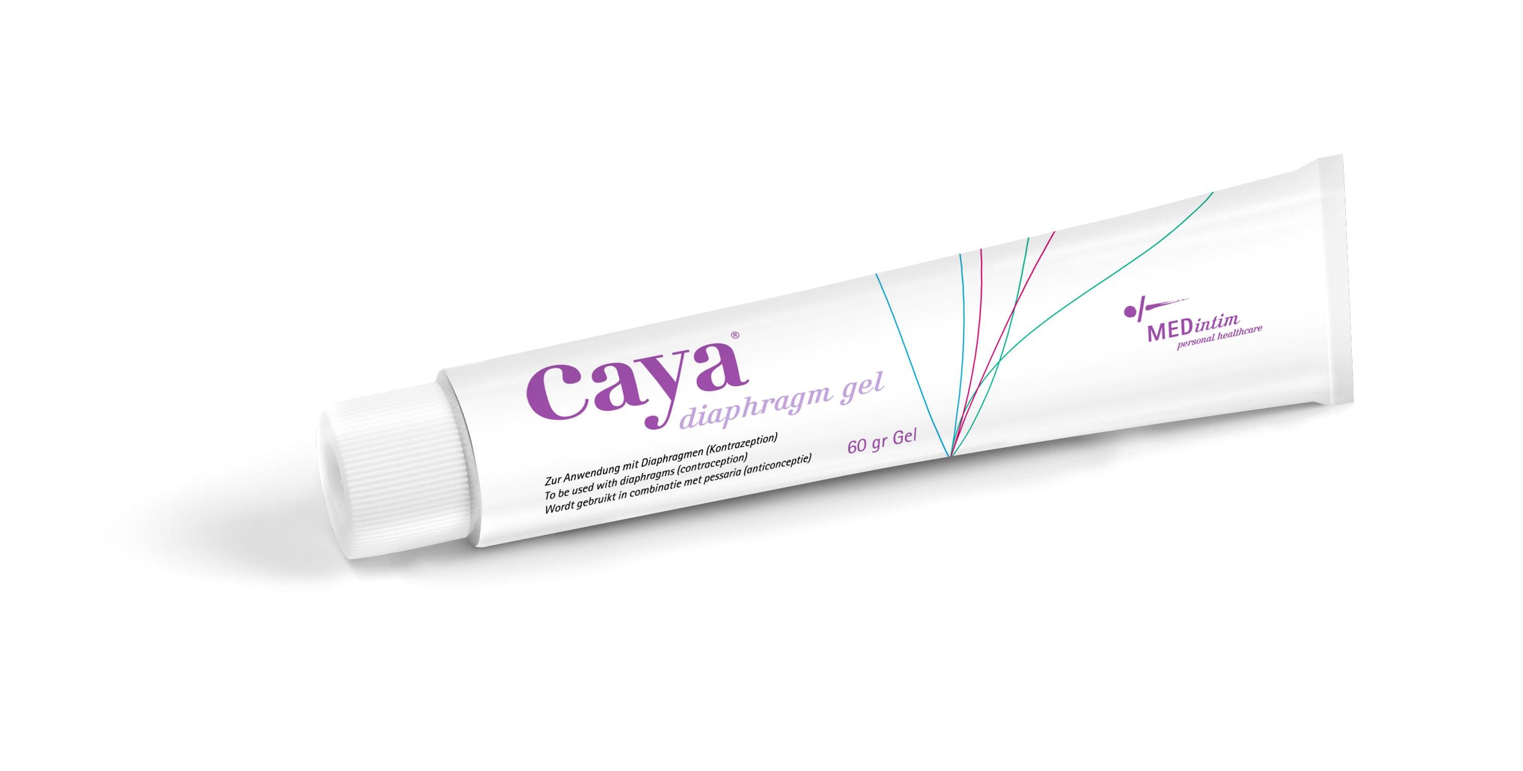 ג'ל קאיה - קוטל זרע Caya gel