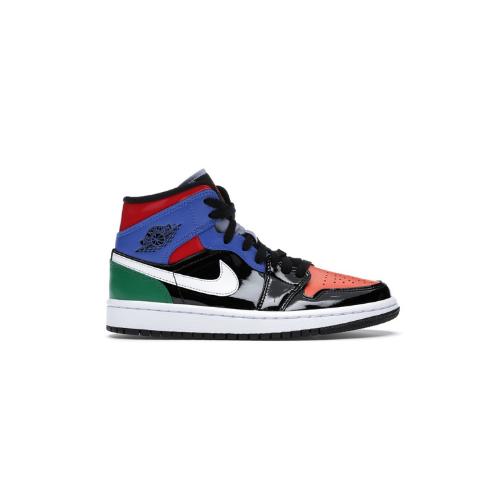 Nike Air Jordan 1 Mid Multy Patent