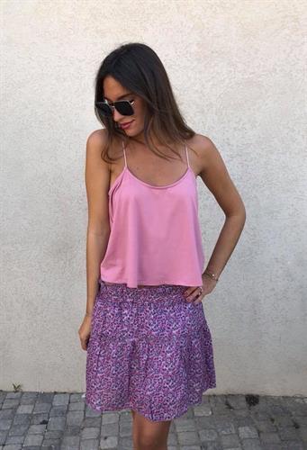 חצאית בום פרפל