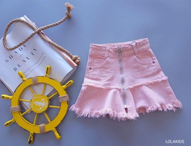 חצאית רוכסן דגם 8408