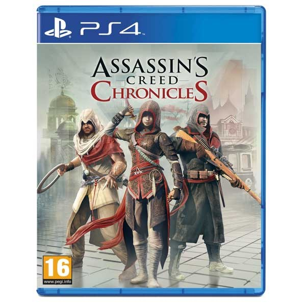 Assassin's Creed Chronicles – PS4