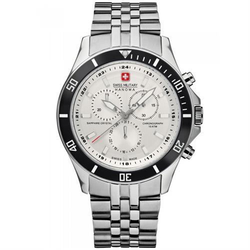 שעון יד אנלוגי גברים Swiss Military Hanowa 06-5183.7.04.001.07
