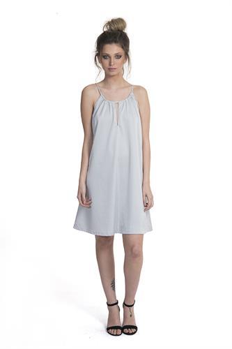 שמלה קים כסף