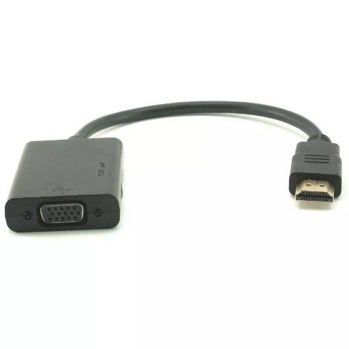 מתאם HDMI To VGA w/Audio Converter מבית Gold Touch