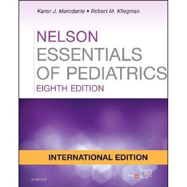 8th edition Nelson Essentials of Pediatrics