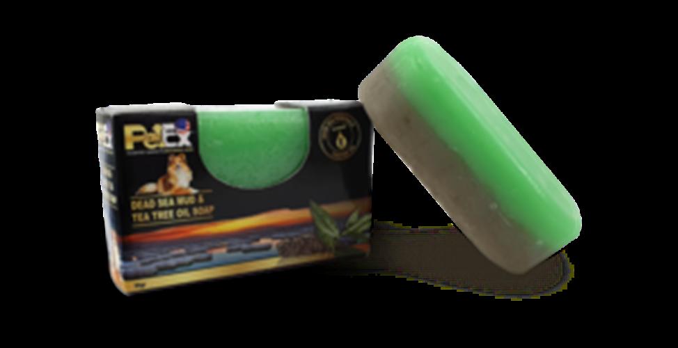 סבון לכלב פטקס בניחוח עץ התה