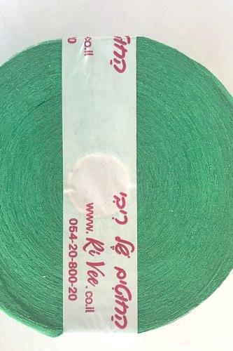 חוטי טריקו לסריגה צבע  ירוק דשא