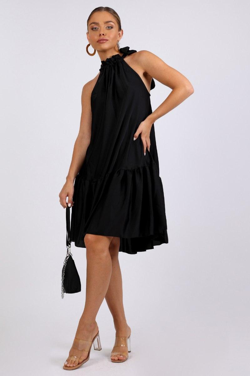 שמלת מידי שירן שחור