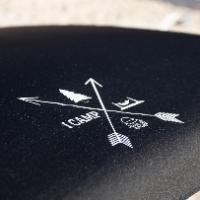 ציליית חוף - I CAMP SHADE S 2.1X1.5