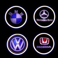חיישן לד עם לוגו הרכב - המקורי !